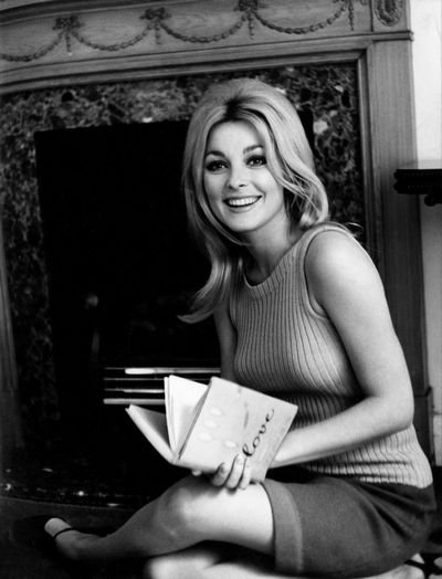 Sharon Tate Reading