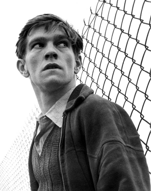 The Loneliness of the Long Distance Runner (1962) Directed by Tony Richardson Shown: Tom Courtenay (as Colin Smith)